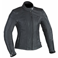 IXON Crystal Slick Jacket Black