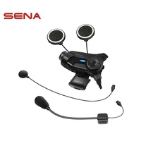 New Sena 10C-PRO Motorcycle Bluetooth Camera and Communication System Single pack