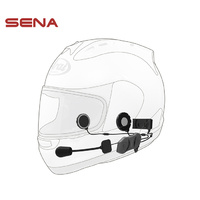 New Sena 10R DUAL pack Low Profile Bluetooth Communication