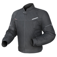 Dririder Climate Control 3 Men's Motorcycle Jacket - Solid Black