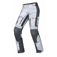 Dririder Vortex Adventure 2 Ladies Motorcycle Pants - Grey/Black
