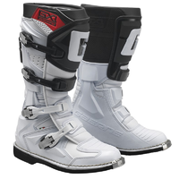 Gaerne GX-1 Boots - White/Black Size:46