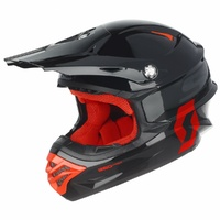SCOTT Sport Helmet 350 Pro Black/Orange