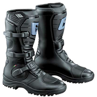 Gaerne G-Adventure Aquatech Boots- Black Size:42