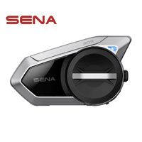 New Sena 50S Low Profile Single Motorcycle Bluetooth Comms