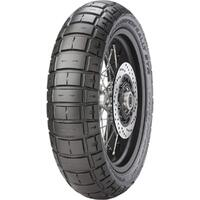 Pirelli Scorpion Rally STR Dirt Motorcycle  Tyre Rear 170/60R-17 TL 72V