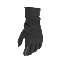 Macna Candy Ladies Waterproof  Motorcycle Gloves - Black