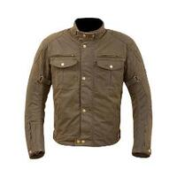 Merlin Barton Jacket Brown