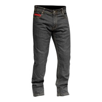 Merlin Blake Stretch Mens Jeans - Black