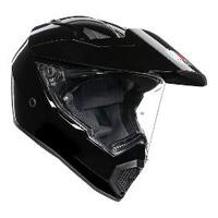AGV AX9 Motorcycle Helmet Black