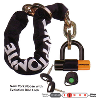 Kryptonite New York 1275 Noose EV Series 4 Disc Lock