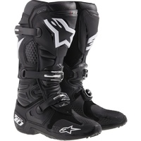 Alpinestars Tech 10 Motocross Boot - Black