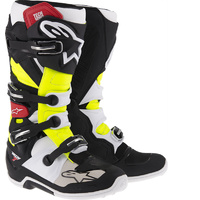 Alpinestars Tech 7 Motocross Boot - Yellow/Red