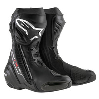 Alpinestars Supertech-R Race Boot - Black