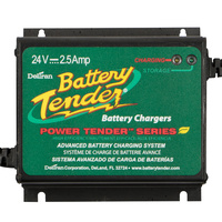 New Battery Tender Junior 12V 800 Selectable Lead Acid/Lithium Charger