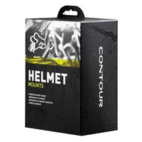 Contour Camera Helmet mount bundle