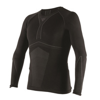Dainese D-Core Dry T-Shirt LS - Black/Anthracite size:Medium