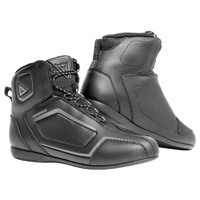 Dainese Raptors D -Waterproof Motorcycle Boots - Black/Black/Anthracite  size:43
