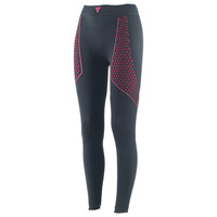 Dainese D-Core Thermo Lady Pant LL - Black/Fuchsia size:X-Small-Small