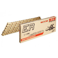 DID 520 RJ Racing Off Road Gold Chain Non O-ring, Clip Link Type
