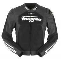Furygan Speed Mesh Jacket Black/White