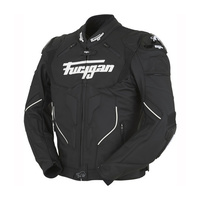 Furygan Raptor Jacket Black/White