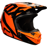 FOX V1 RACE HELMET ECE 2018 Orange