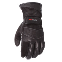 GLOVE M/D 'AIR MESH PLUS' BLACK
