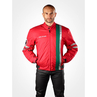 Italia Textile Men Jacket Short Fit & Tourer