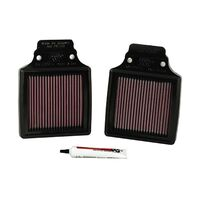 K&N Air Filter KKA-1299 For Kawasaki ZX12R 2000 - 2006