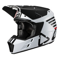 Leatt Youth GPX 3.5 Jr V19.2 Offroad Helmet - White