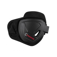 New Leatt  C-Frame Junior Knee Cup Left- Black