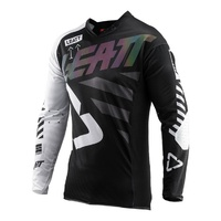 Leatt GPX 5.5 Ultraweld Motorcycle Jersey - Black