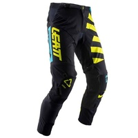 Leatt GPX 3.5 Junior Motorcycle Pants - Black/Lime