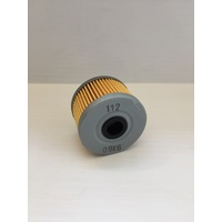 Motorcycle Oil Filter HF112-MTS112-KN112 KAWASAKI