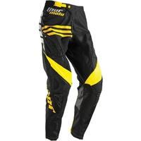 Thor Phase Strands Race Pants Black/Yellow