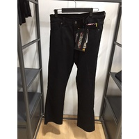 RST LADIES WAX JEANS WITH KEVLAR