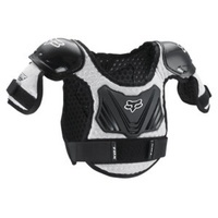 FOX PEEWEE TITAN ROOST DEFLECTOR KIDS DIRT ARMOUR