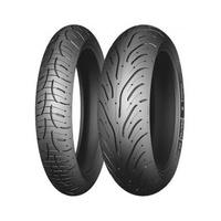 Michelin Pilot Road 4 GT Combo