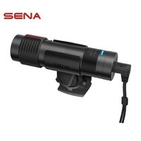 New Sena Prism Tube WiFi Action Camera for Motorcycle Helmet