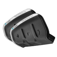Scala Rider Cardo Packtalk Slim Jbl Double Kit