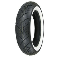 Shinko SR 777 White Wall Rear Tyre [Tyre- Size: 170/80- 15]