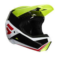 New Shift Whit3 Youth Motorcycle Helmet Graphic 2020 Flo Yellow
