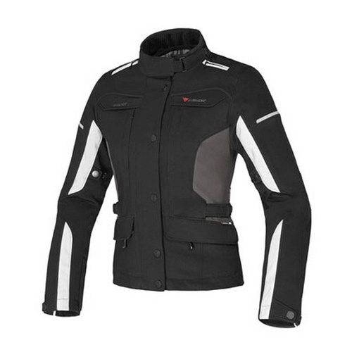 Dainese Zima Gore-Tex Lady Jacket [Size: 42,colour: black/dawn blue]