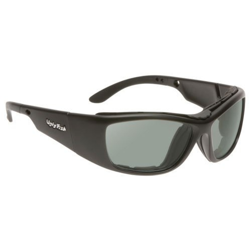 Ugly Fish Eyewear - Warhead [Options: matt black frame, smoke lens]